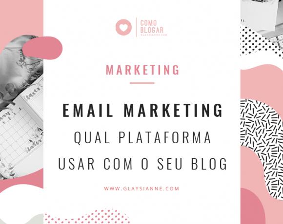 Qual plataforma de email marketing usar?