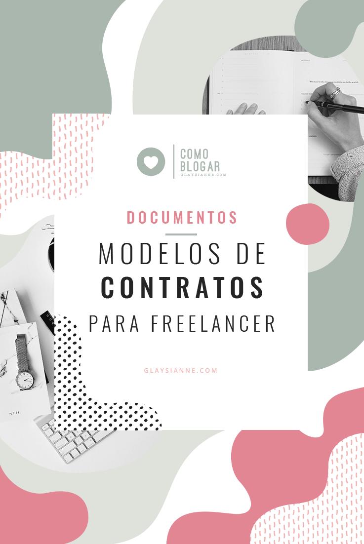 MODELOS DE CONTRATO PARA FREELANCER