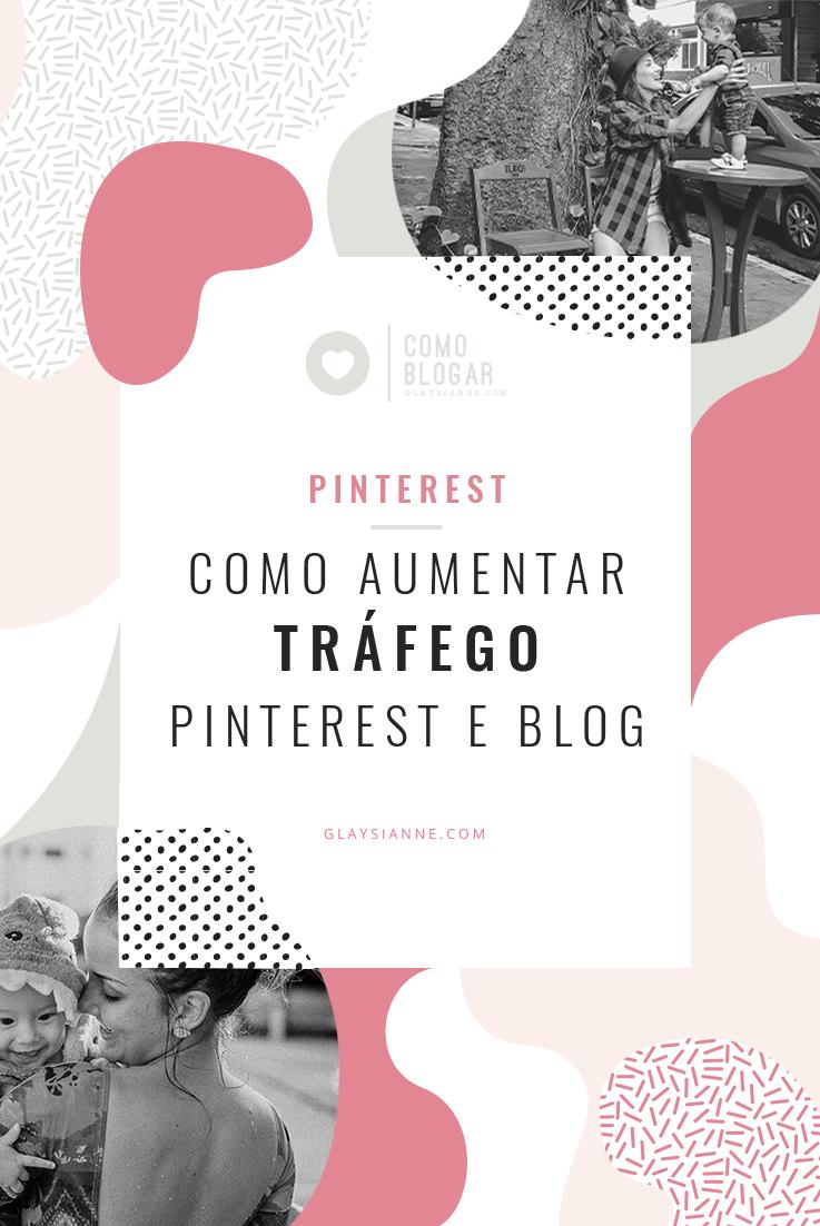 Como aumentar tráfego no pinterest e no blog.
